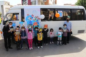 حضور کتابخانههای سیار کانون در روستاها و حاشیه شهرهای ایران