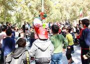 جهانی پرنشاط و پویا برای تمام روزهای هفته ملی کودک