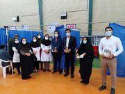 کودکان مدافعان سلامت در ایلام کتاب هدیه گرفتند