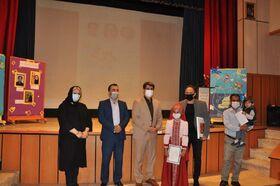 آیین تجلیل از سه هنرمند البرزی حوزه کودک در کرج