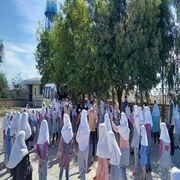 حال خوش کودکان روستای آققلا در هفتهی ملی کودک