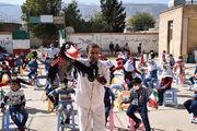 جشن بزرگ هفته کودک در لرستان
