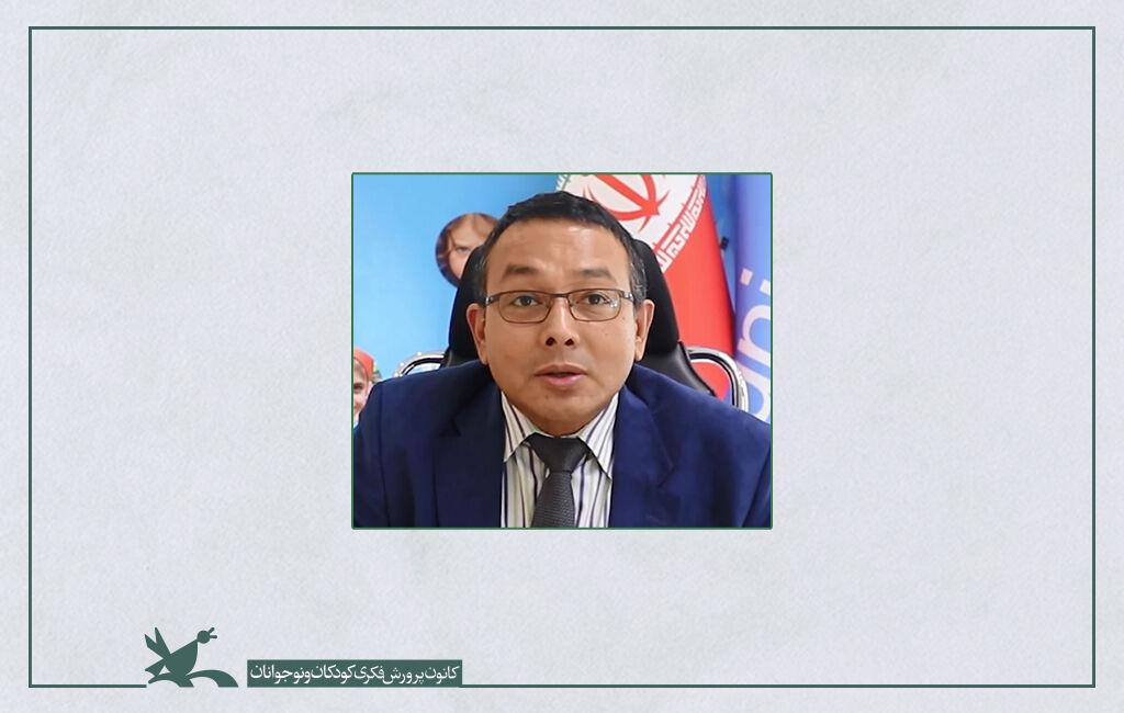 پیام تبریک رییس دفتر یونیسف به بچههای ایران