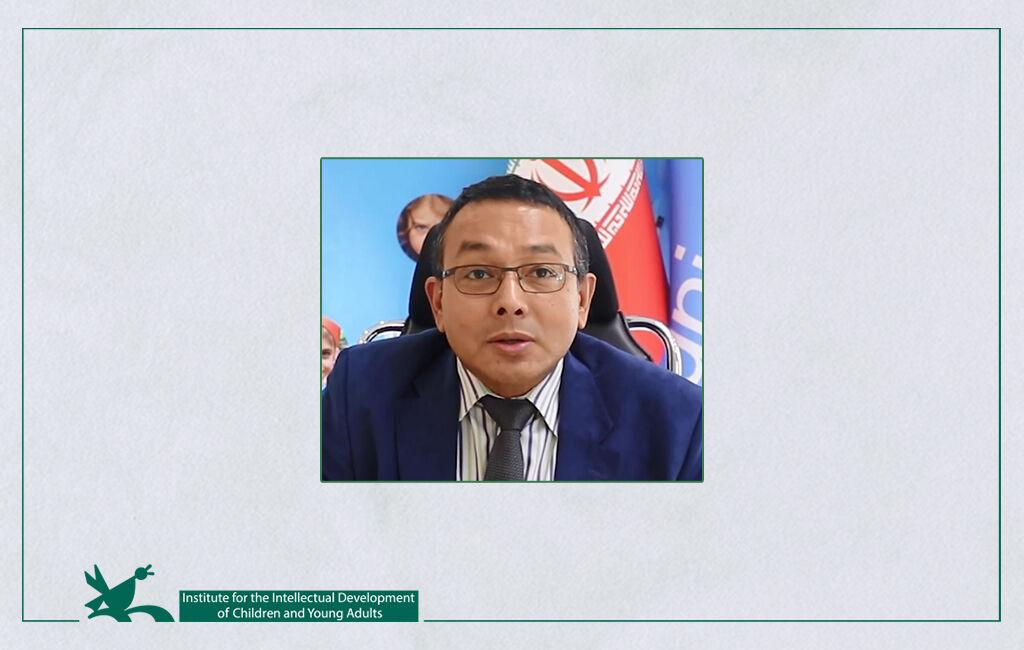 UNICEF Representative in the Islamic Republic of Iran Congratulated Children of Iran