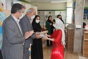 همزمان با هفته کودک۱۷ برگزیده بینالمللی کانون مهاباد تقدیر شدند