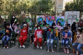 اجرای ویژه برنامهی « کودک، همراه طبیعت» درمراکز کانون البرز