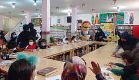 شرکت اعضای مرکز دو یاسوج در مسابقه نقاشی «جوانههای مهر، دانش و ترافیک»