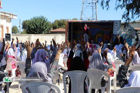گرامیداشت هفتهی ملی کودک در کانون پرورش فکری کودکان و نوجوانان گلستان_۱