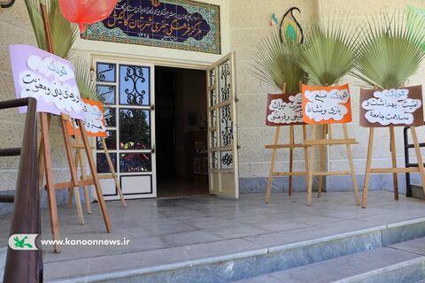 گرامیداشت هفتهی ملی کودک در کانون پرورش فکری کودکان و نوجوانان گلستان_۲