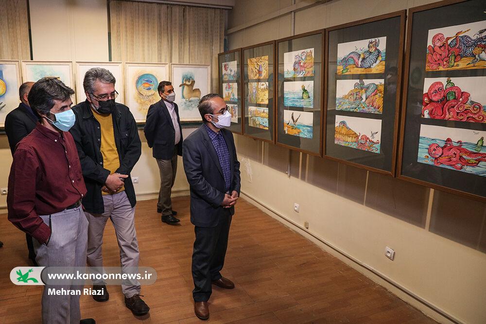 نگارخانه مرکز تجربیات هنری کانون دایمی میشود