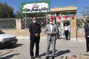 استقبال فرماندار شهرستان جعفرآباد برای راهاندازی مرکز ثابت کانون پرورش فکری قم
