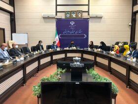 نشست صمیمی استاندار سیستان و بلوچستان با اعضا و همکاران کانون پرورش فکری