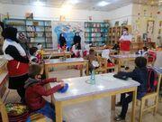 ویژه برنامههای هفته ملی کودک در کلیبر
