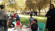 تداومجشن های هفته ملی کودک در کانون ایلام