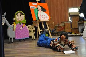ویژهبرنامهی «کودک، رسانه و فناوریهای نوین» در کانون استان اردبیل