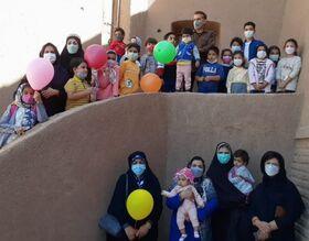 جشن هفته ملی کودک در مراکز کانون کرمان