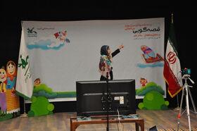 قصهگویان استان اردبیل در مرحله منطقهای بیستوسومین جشنواره بینالمللی قصهگویی