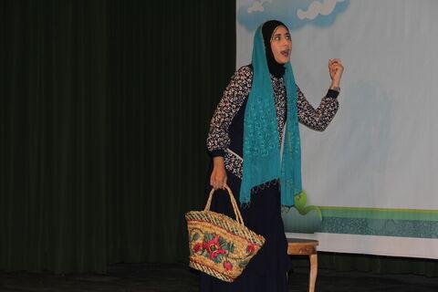 آغاز مرحله منطقهای جشنواره قصهگویی کانون کشور از آذربایجانغربی