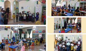 بدرقه هفته ملی کودک در مراکز فرهنگی و هنری کانون استان قزوین