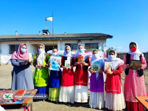 حال خوش مراکز کانون گیلان در هفته ملی کودک