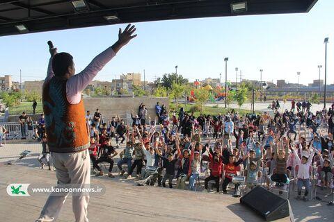 شادی در حاشیه شهر مشهد