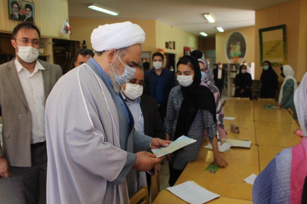 بازدید رئیس شورای اسلامی کلانشهر تبریز از مرکز شماره ۴ کانون پرورش فکری کودکان و نوجوانان