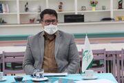 بازدید مدیرکل کانون استان از کانون شهرستان درگز