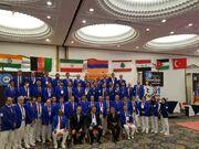 داور سی و یکمین دوره مسابقات بین المللی در رشته تکواندو در تهران بود