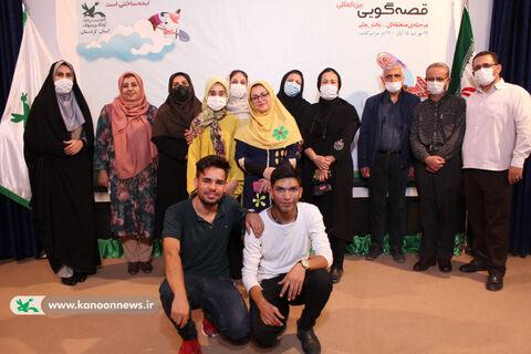 مرحله منطقهای بیستوسومین جشنواره بینالمللی قصهگویی در کانوناستان کردستان
