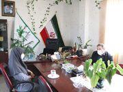 مدیرکل کانون با مدیرکل ستاد اجرایی فرمان امام (ره) گلستان دیدار کرد