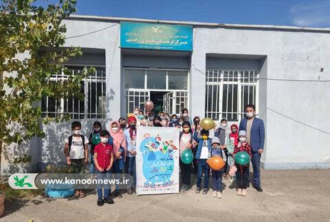 حال خوش کودکی و رنگ خوش زندگی در مراکز کانون استان اردبیل (بخش سوم)