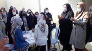 تجهیز یکی از سازمانهای مردمنهاد فعال حوزه کودک در شهر زاهدان