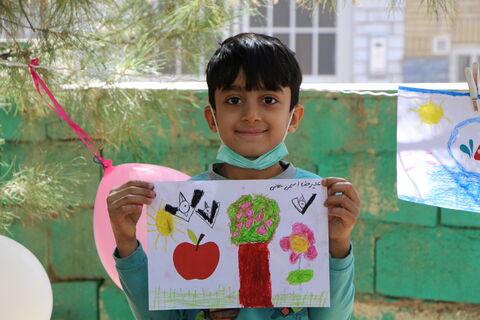 گزارش تصویری ویژهبرنامه هفته ملی کودک در مرکز شماره ۶کانون پرورش فکری قم