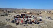 جشن وحدت همراه با کامیونت نمایش سیار کانون گلستان در مراوهتپه