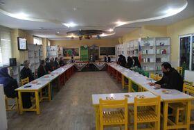 نشست شورای توسعه کانون زبان ایران در آذربایجانغربی برگزار شد