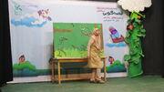 چند نما از مرحله منطقهای بیستوسومین جشنواره بینالمللی قصهگویی در کانون استان قزوین