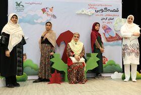 مرحله منطقهای بیستوسومین جشنواره بینالمللی قصهگویی استان کرمان