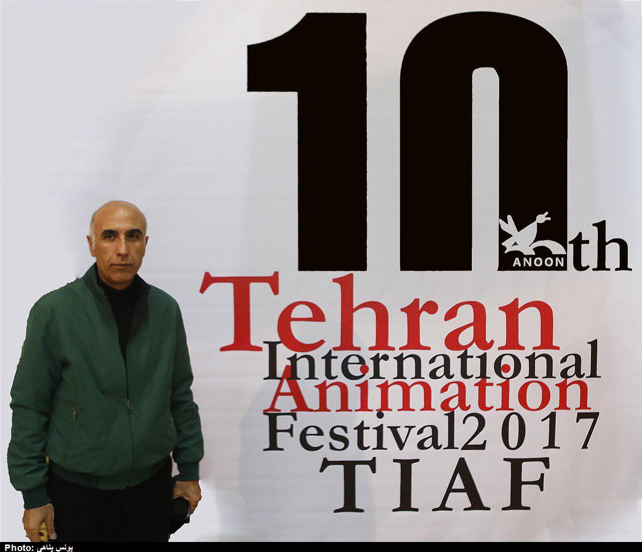 حضور فیلمسازان خارجی نشانگر اهمیت جشنواره پویانمایی است