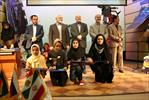 جوایز برترین کودکان و نوجوانان فیلمساز در قزوین اهدا شد